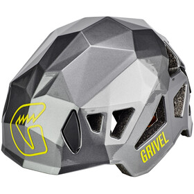 Grivel Stealth Helm grijs